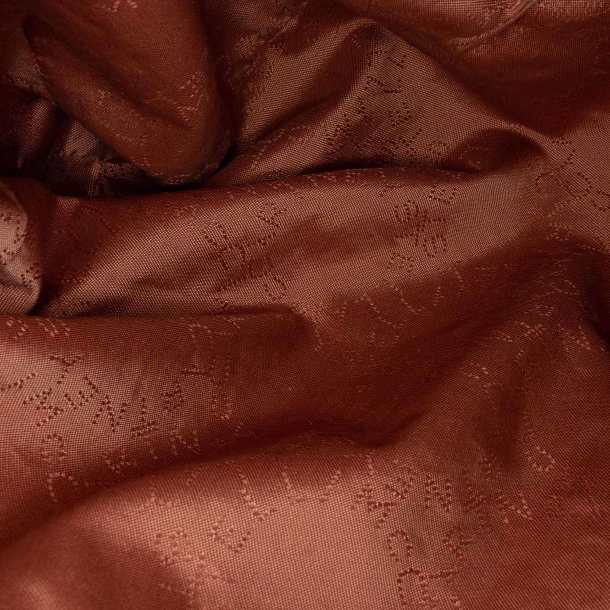 Vintage Stella McCartney Falabella Fold-Over Tote Bag Gray