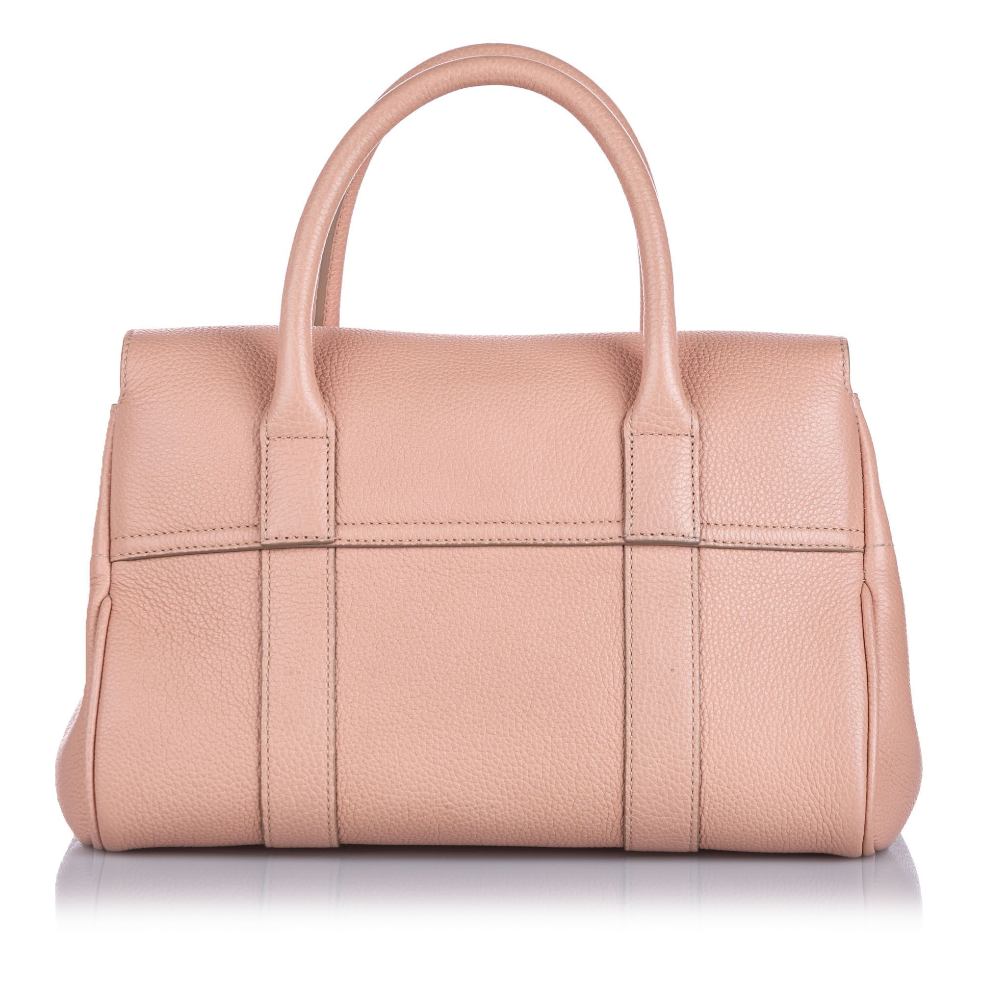 Vintage Mulberry Small New Bayswater Satchel Pink