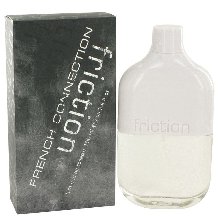 Fcuk Friction Eau De Toilette Spray By French Connection 100 ml