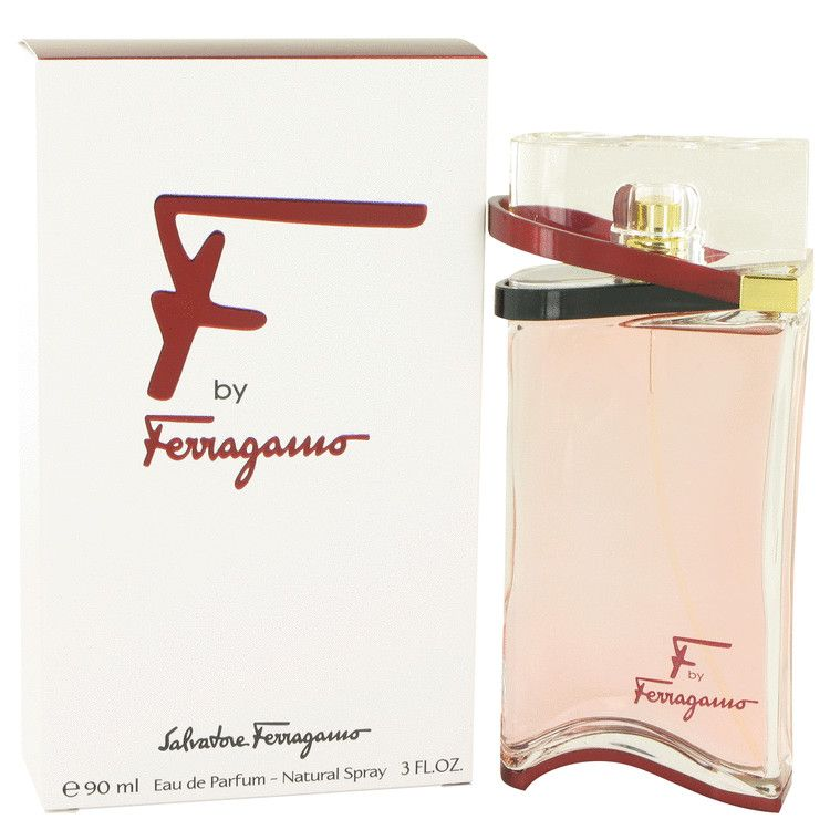 F Eau De Parfum Spray By Salvatore Ferragamo 90 ml