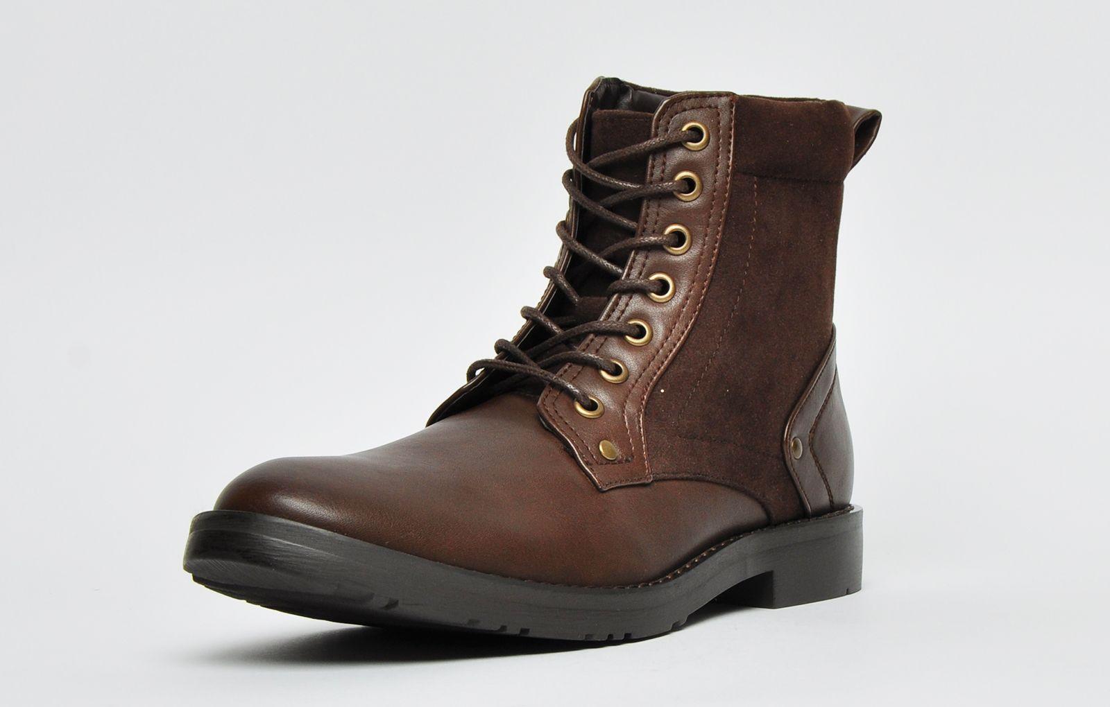 Firetrap Military Boot Mens