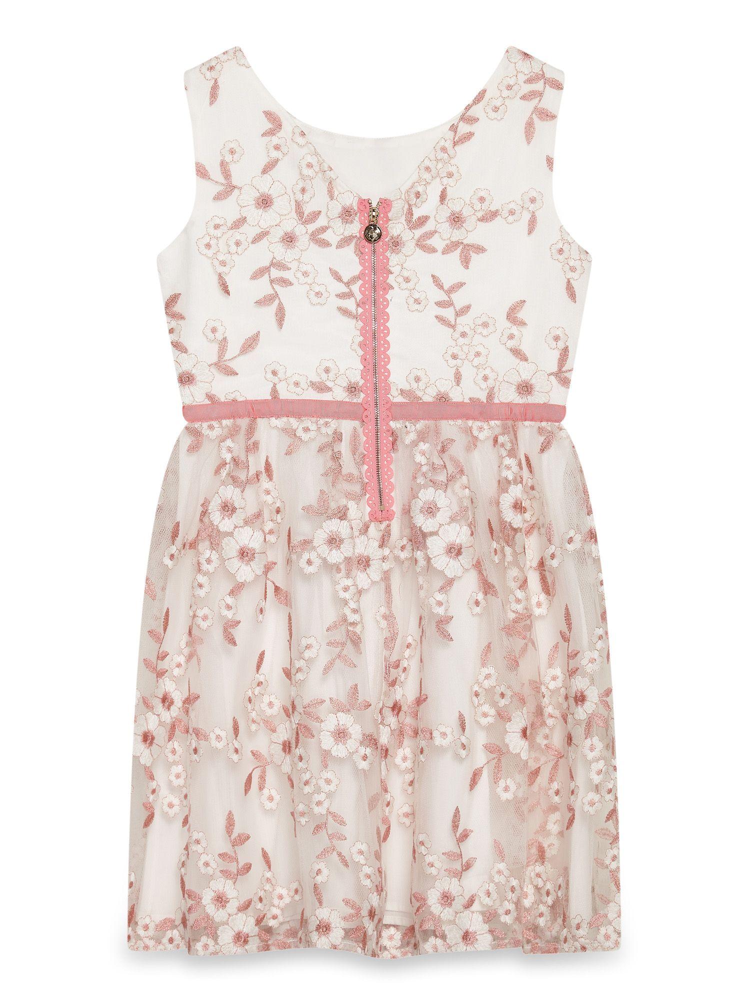 Spring Blossom Prom Dress