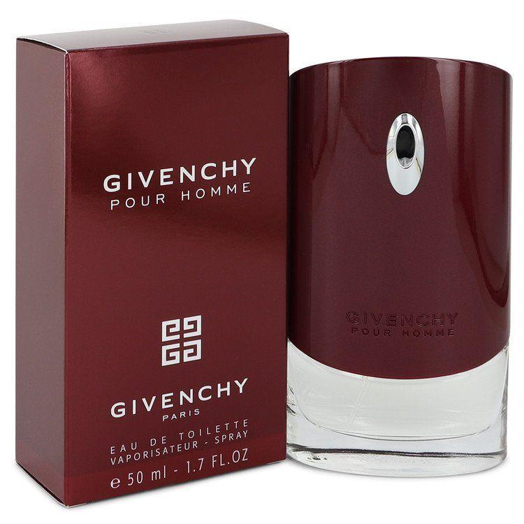 Givenchy (purple Box) Eau De Toilette Spray By Givenchy 50 ml