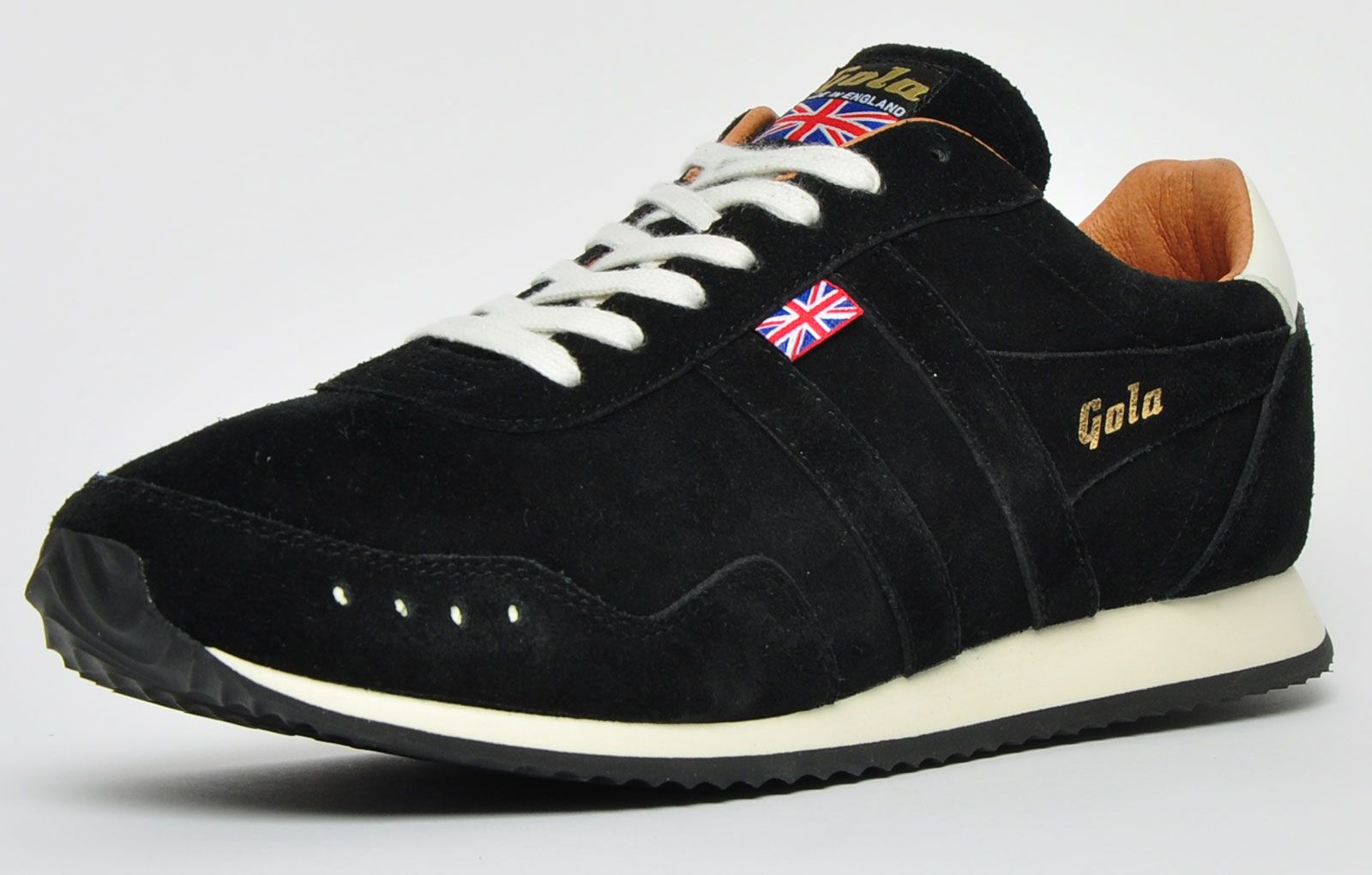Gola Track Suede 317 Made In England 1905 Mens
