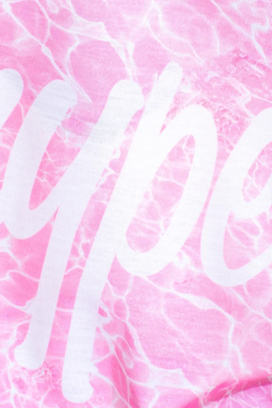 Hype Pink Pools Kids T-Shirt