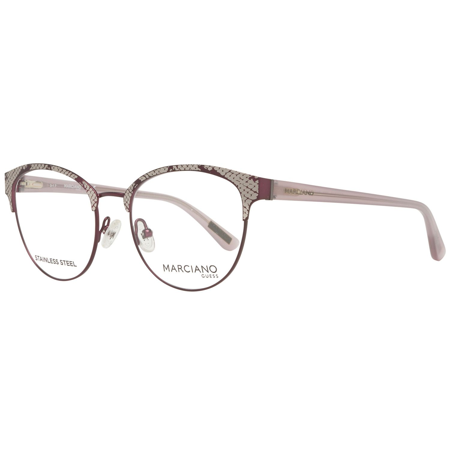 Guess by Marciano Optical Frame GM0317 082 50 Women Burgundy