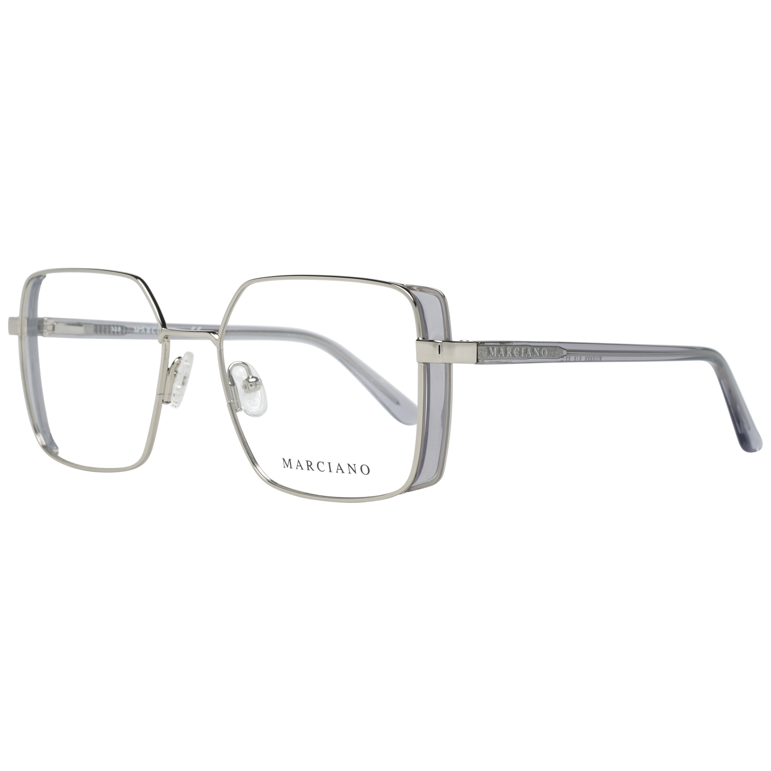 Guess by Marciano Optical Frame GM0333 010 53 Women Silver