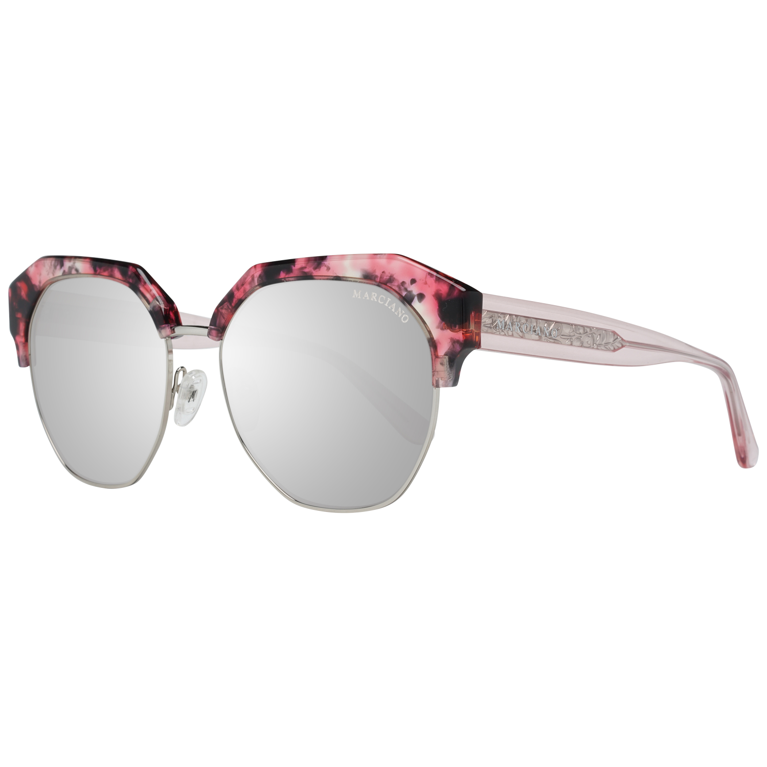 Guess by Marciano Sunglasses GM0798 54Z 55 Women Pink
