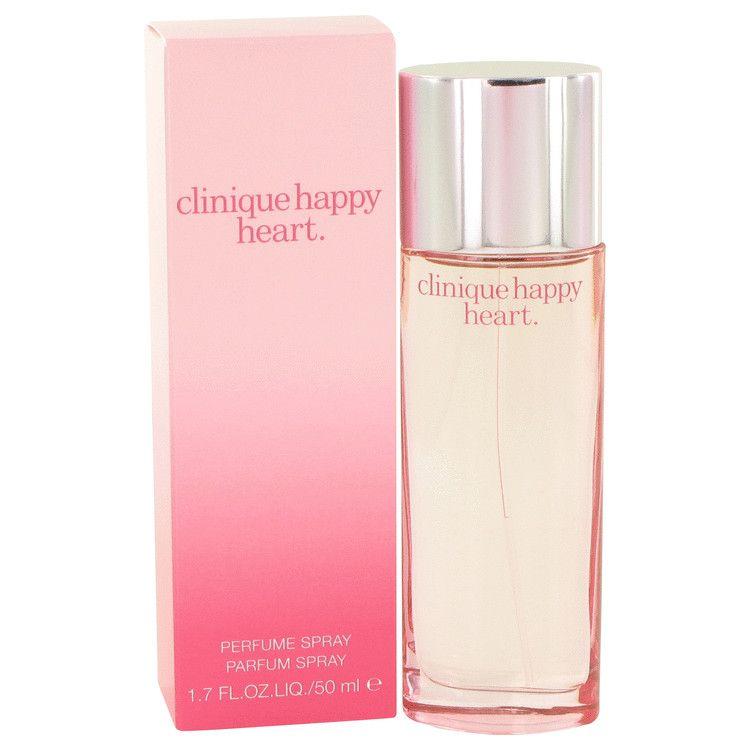 Happy Heart Eau De Parfum Spray By Clinique 50 ml