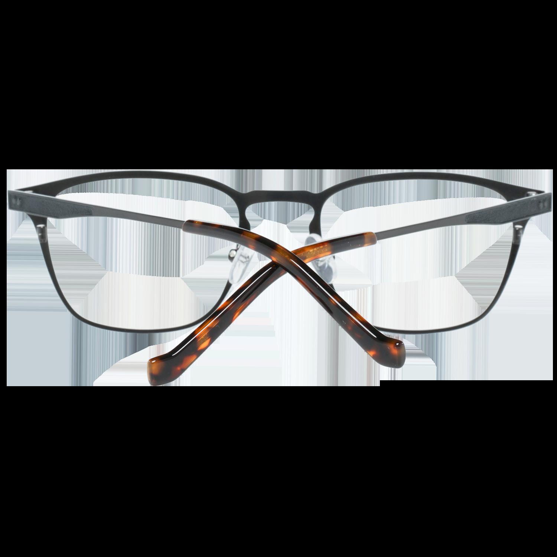Hackett Bespoke Optical Frame HEB162 091 49 Men Gunmetal