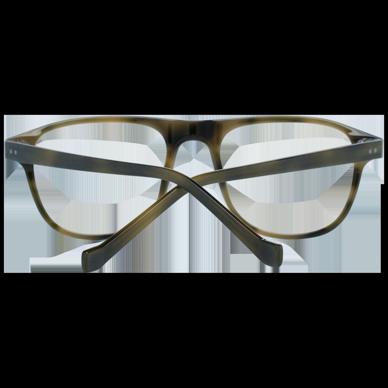 Hackett Bespoke Optical Frame HEB202 529 50 Men Olive