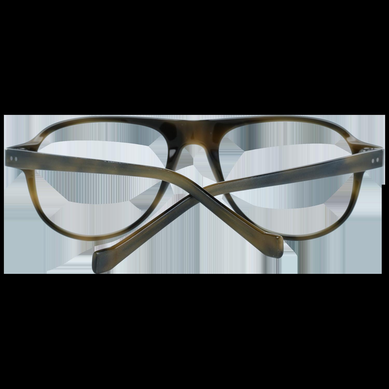 Hackett Bespoke Optical Frame HEB203 529 52 Men Olive