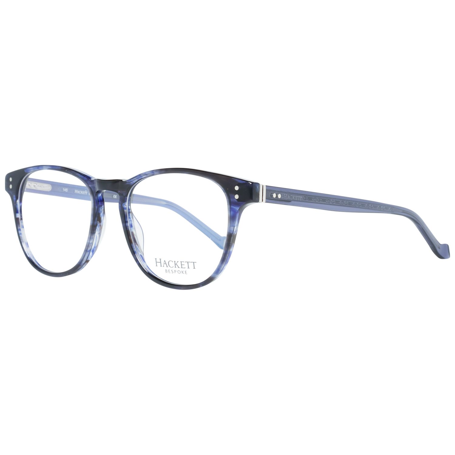 Hackett Bespoke Optical Frame HEB213 604 52 Men Blue