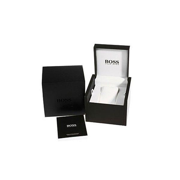Hugo Boss Mens' Ikon Chronograph Watch 1512961