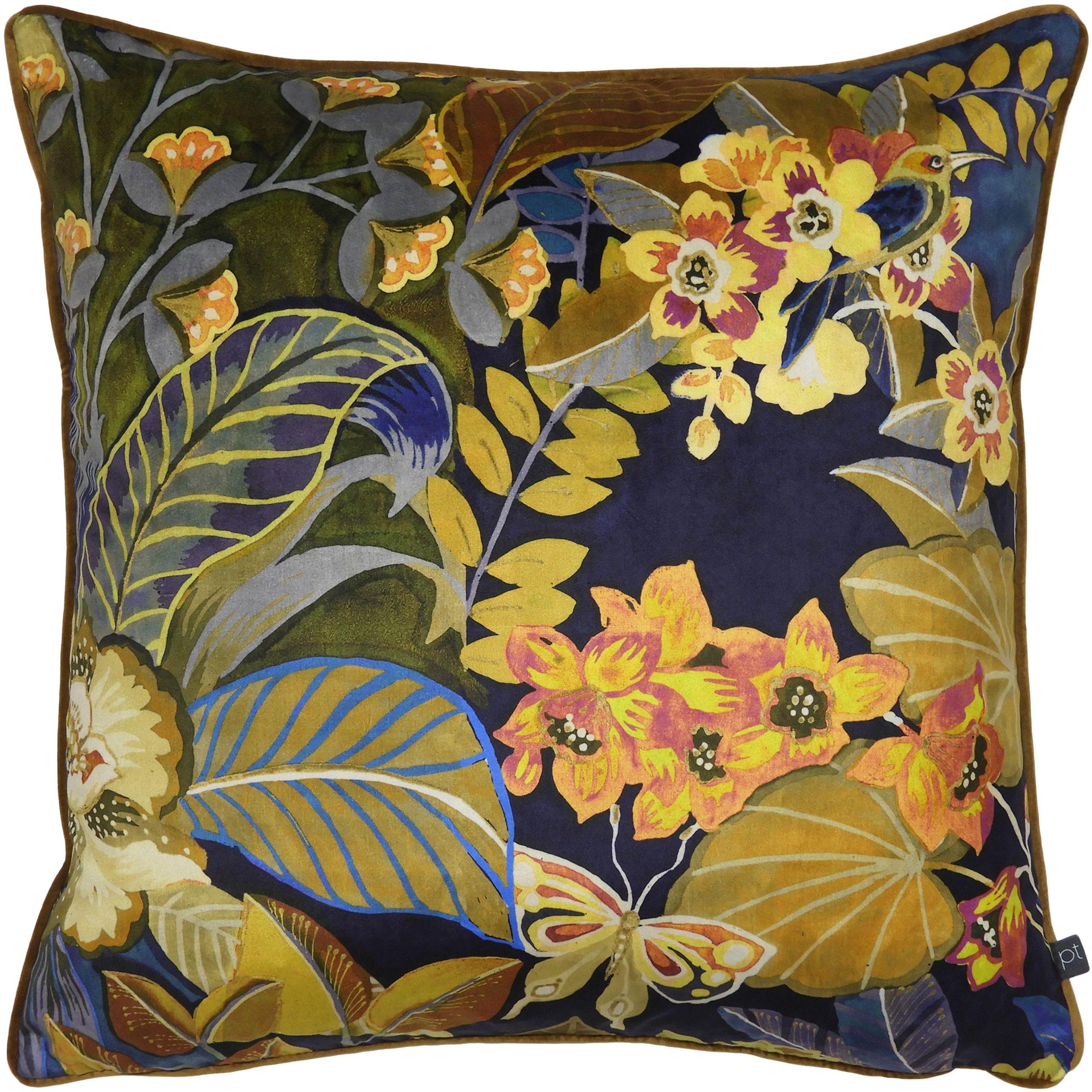 Hidden Paradise Cushion