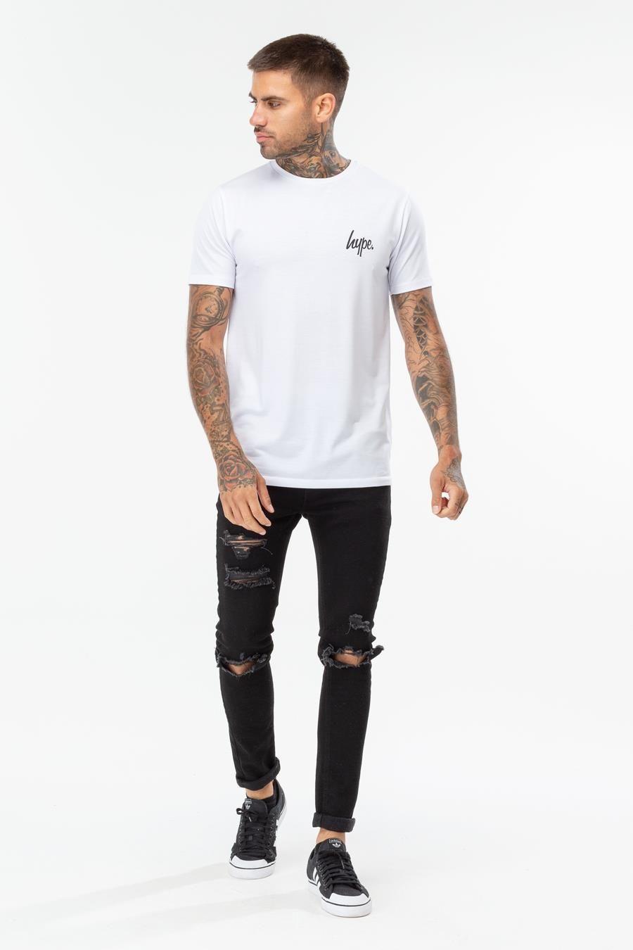 Hype Toy Story White Slinky Capital Mens T-Shirt