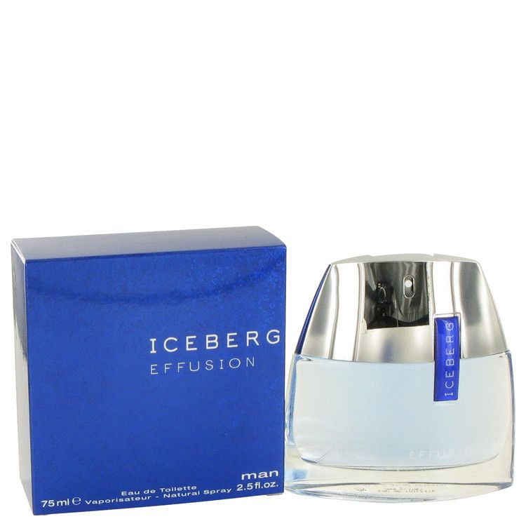 Iceberg Effusion Eau De Toilette Spray By Iceberg 75 ml