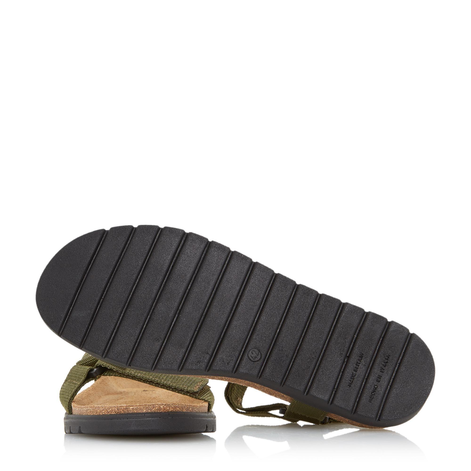Dune Mens IGGY Rip Tape Adventure Sandals