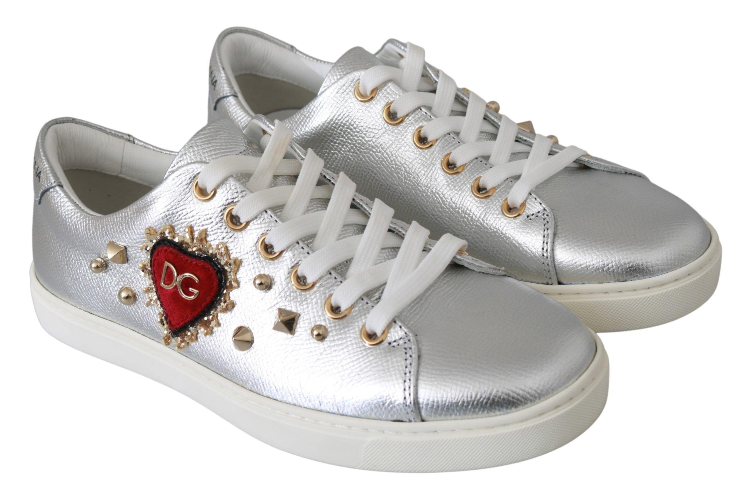 Dolce & Gabbana Black Suede Gold Chain Crystal Studs Waist  Belt