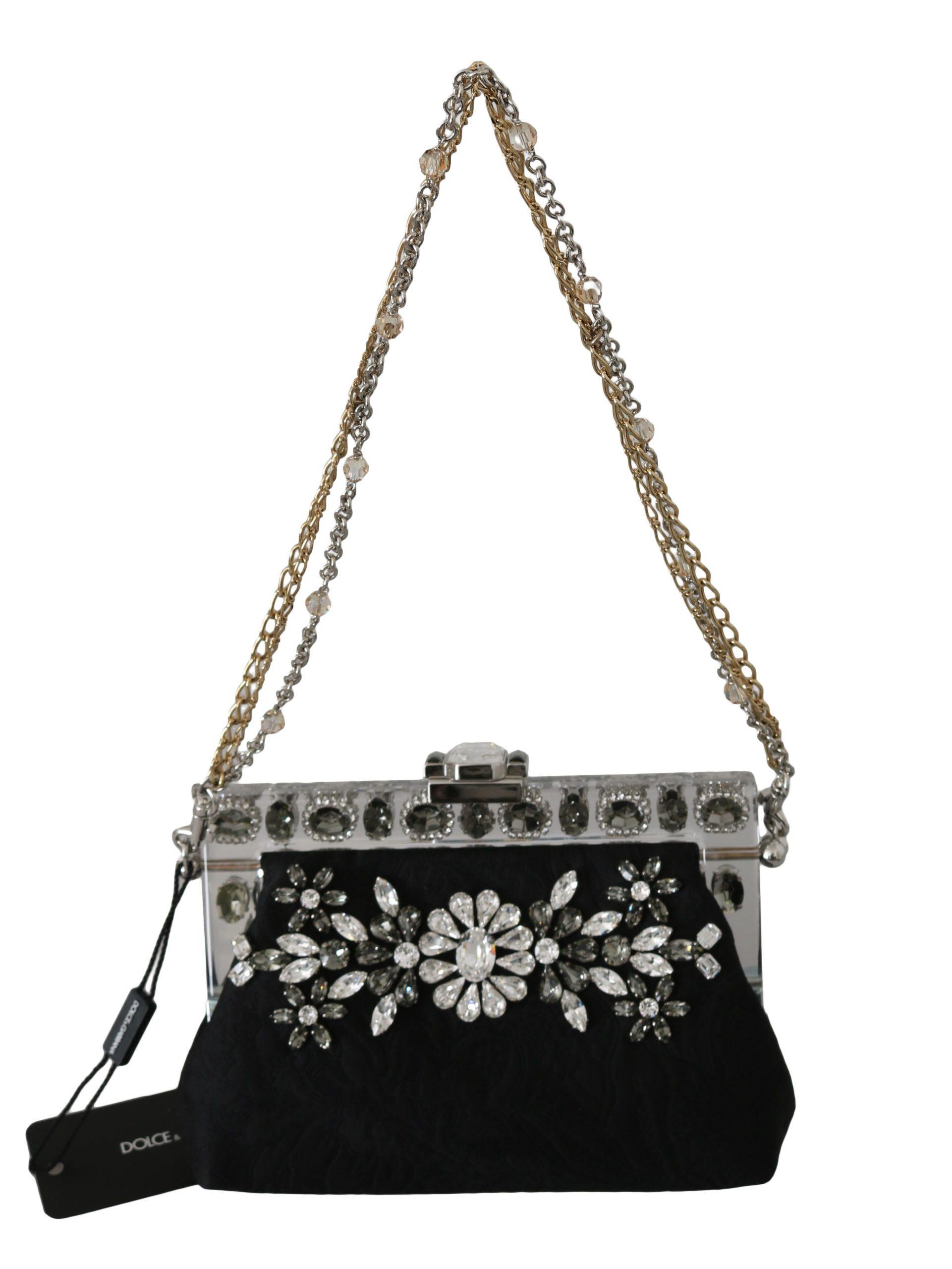Dolce & Gabbana Red Leopard Adjustable Drawstring Women Nap Sack Bag