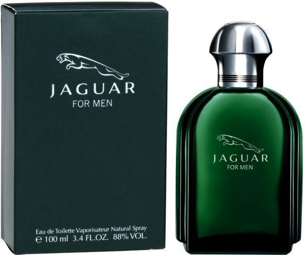 Jaguar M Eau De Toilette Spray 100Ml