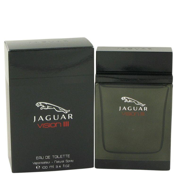 Jaguar Vision Iii Eau De Toilette Spray By Jaguar 100 ml
