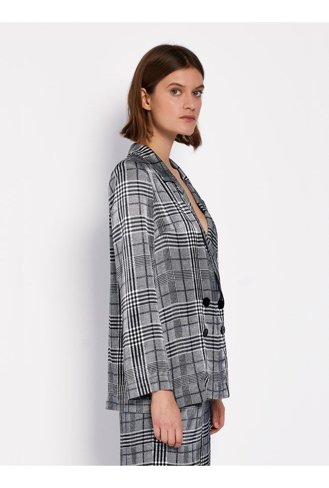 Finley Prince of Wales Check Jacket