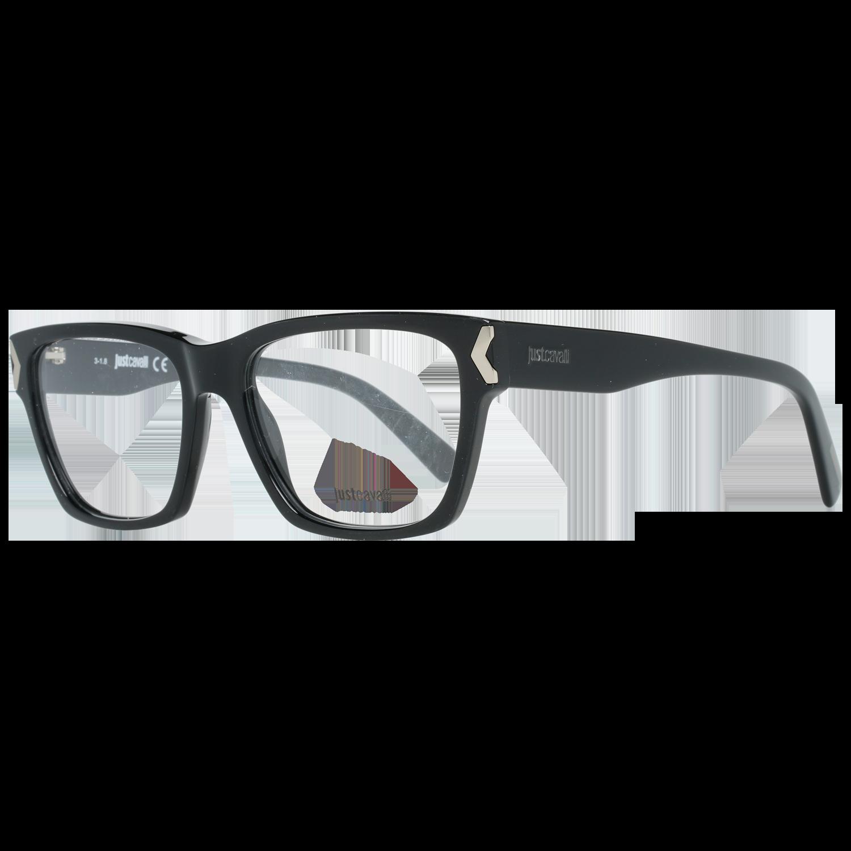 Just Cavalli Optical Frame JC0805 001 53 Unisex Black