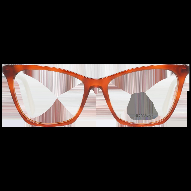 Just Cavalli Optical Frame JC0854 053 53 Women Brown