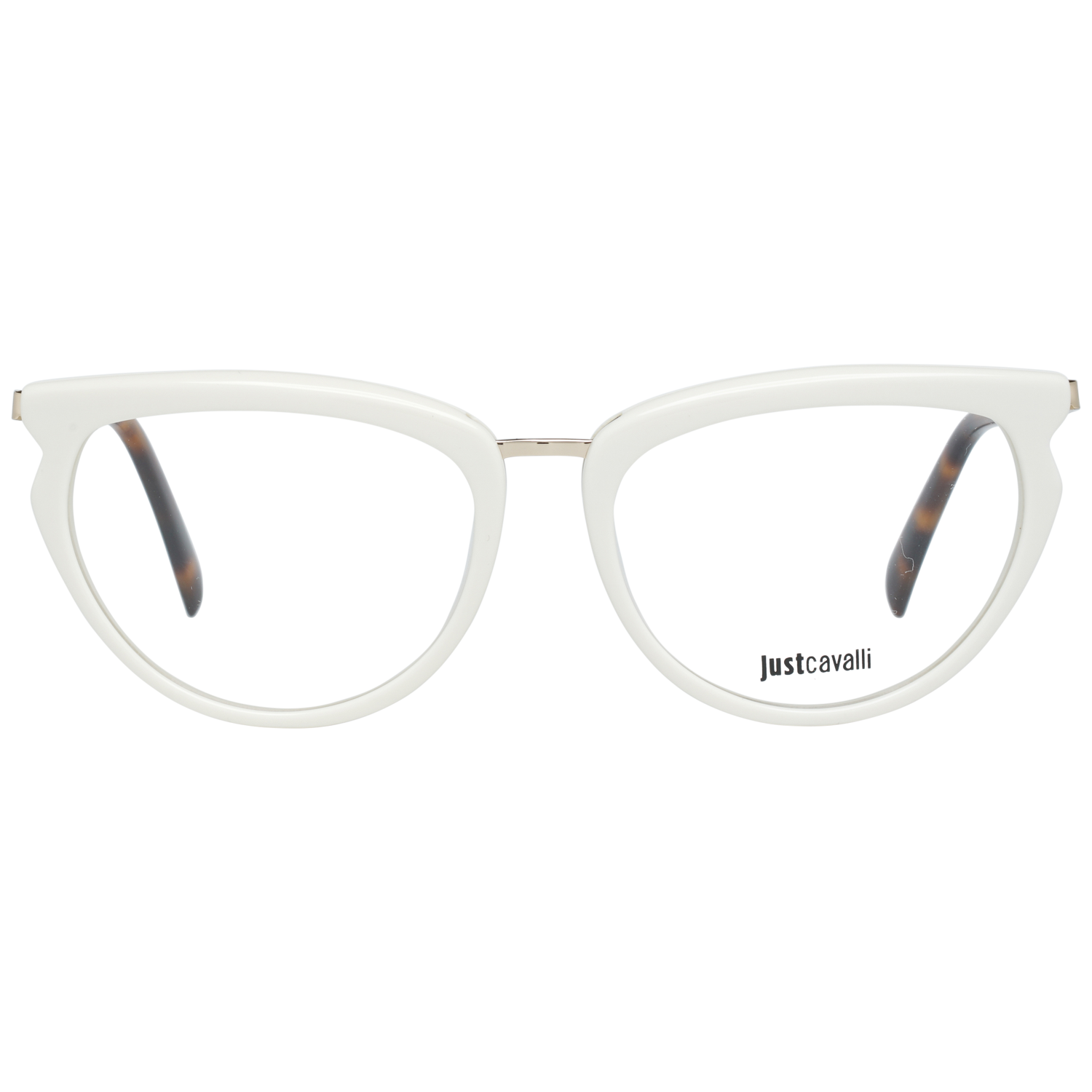 Just Cavalli Optical Frame JC0856 024 53 Women Cream