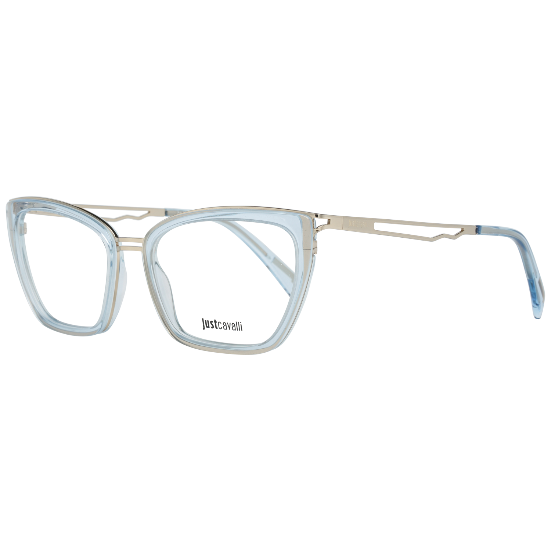 Just Cavalli Optical Frame JC0858 084 52 Women Blue
