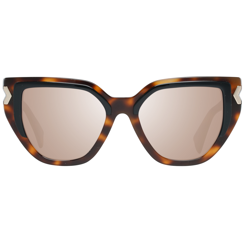 Just Cavalli Sunglasses JC835S 56C 51 Women Brown