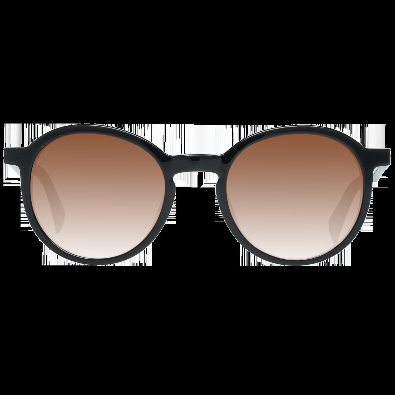 Just Cavalli Sunglasses JC838S 01F 51 Unisex Black