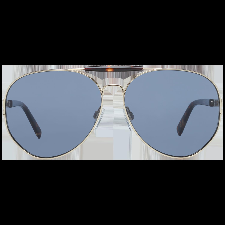 Just Cavalli Sunglasses JC916S 32V 60 Unisex Gold