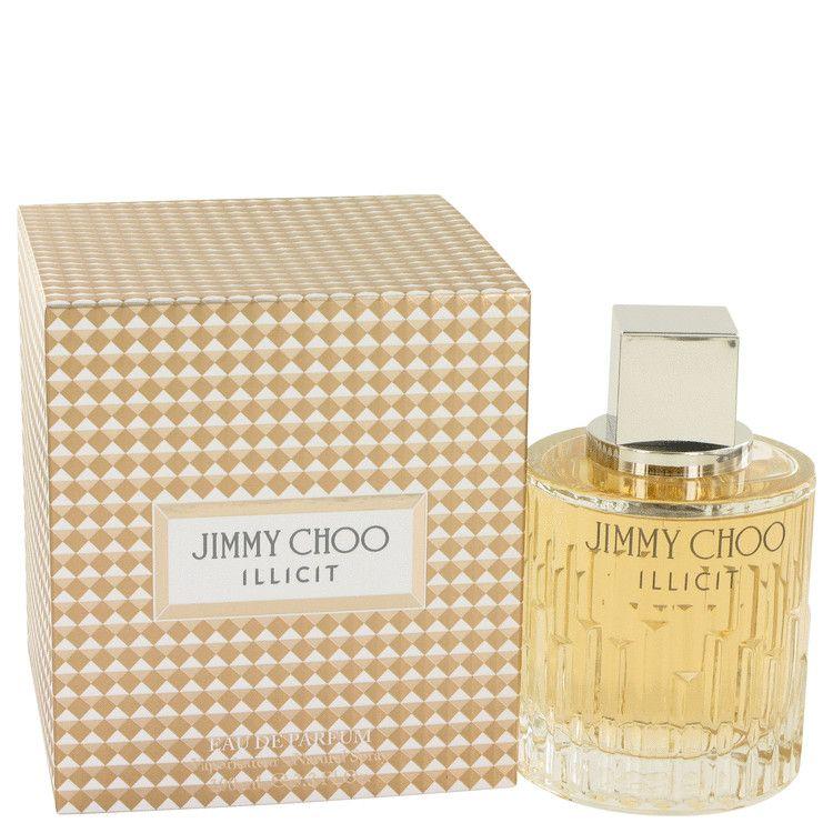 Jimmy Choo Illicit Eau De Parfum Spray By Jimmy Choo 100 ml
