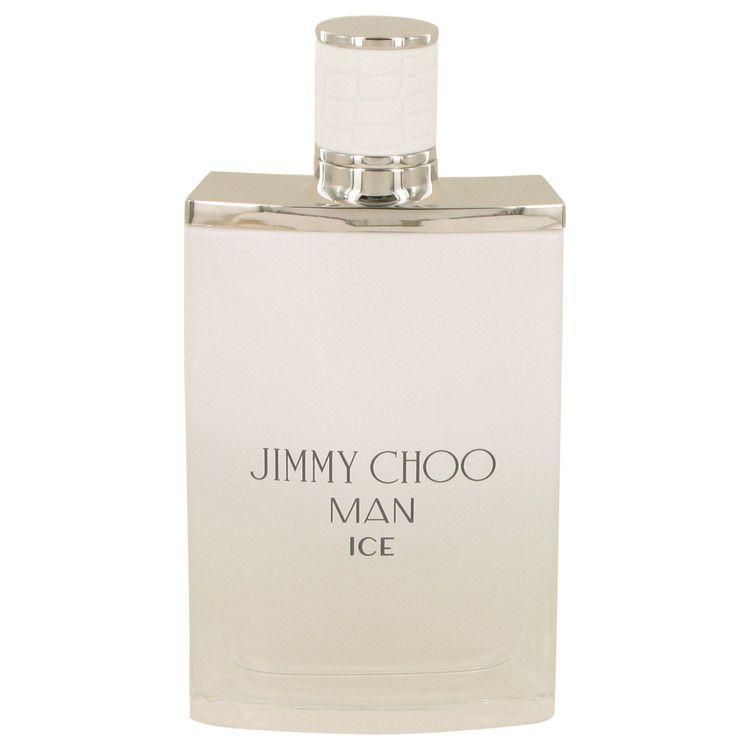 Jimmy Choo Ice Eau De Toilette Spray (Tester) By Jimmy Choo 100 ml