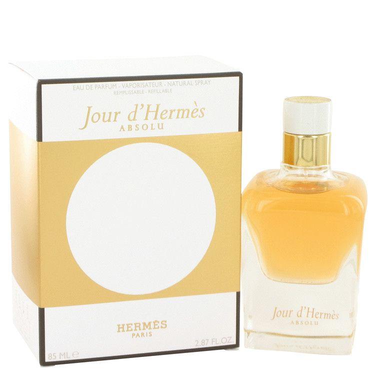 Jour D'hermes Absolu Eau De Parfum Spray Refillable By Hermes 85 ml