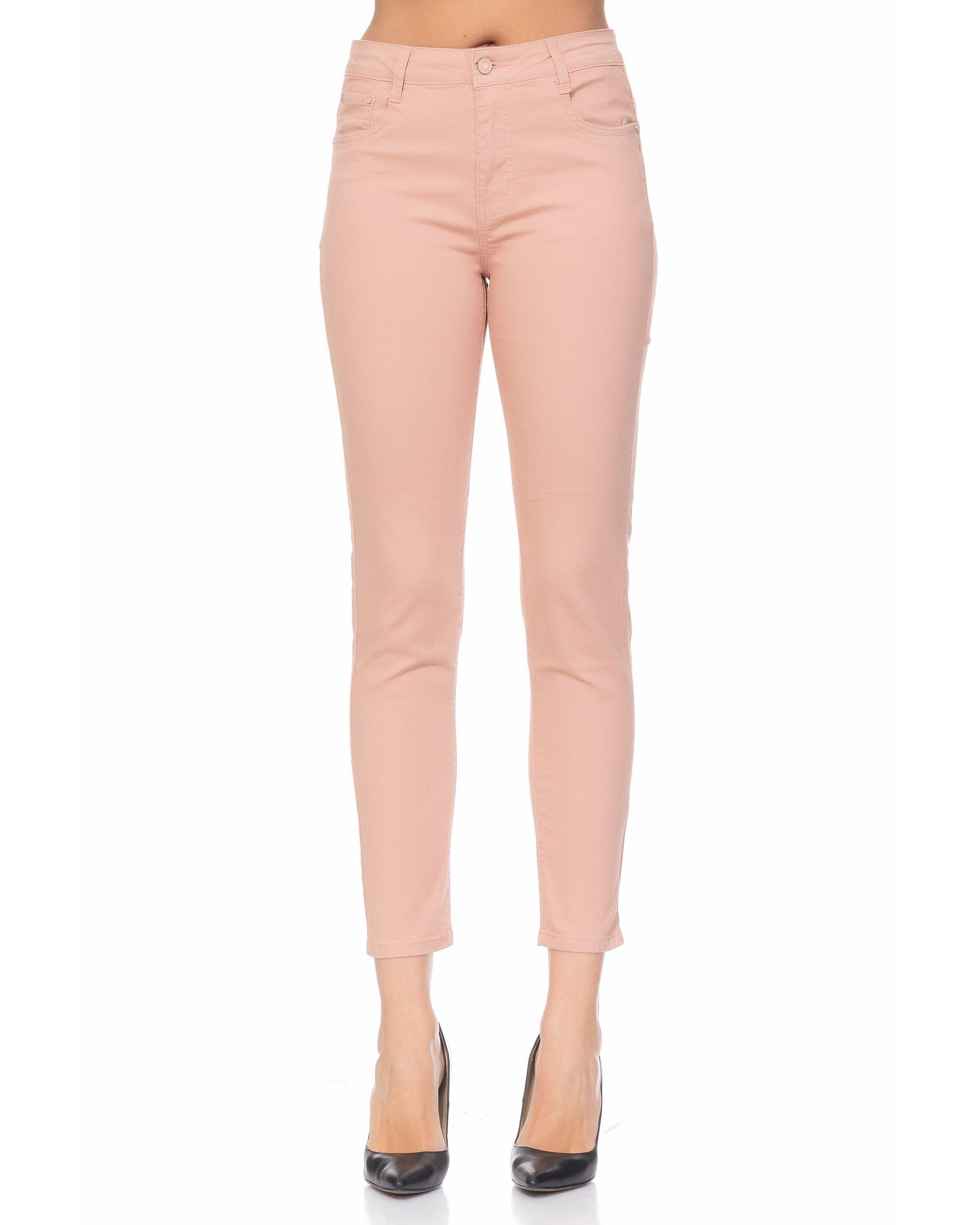 Five Pockets Slim Fit Jeans