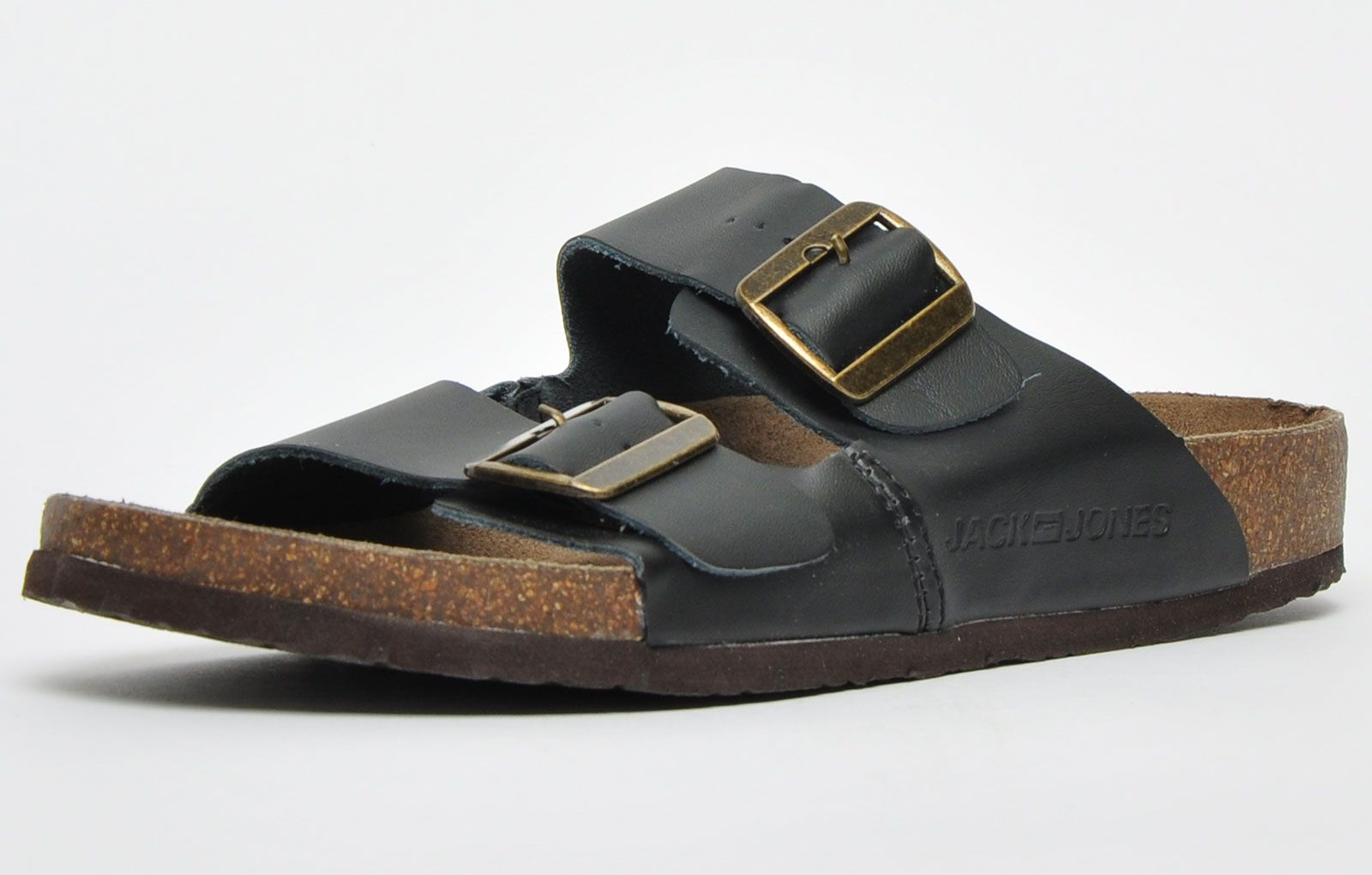 Jack & Jones Croxton Leather Sandals Mens