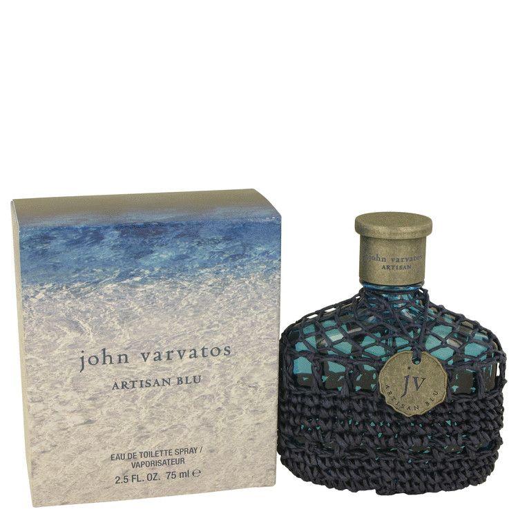 John Varvatos Artisan Blu Eau De Toilette Spray By John Varvatos 75 ml