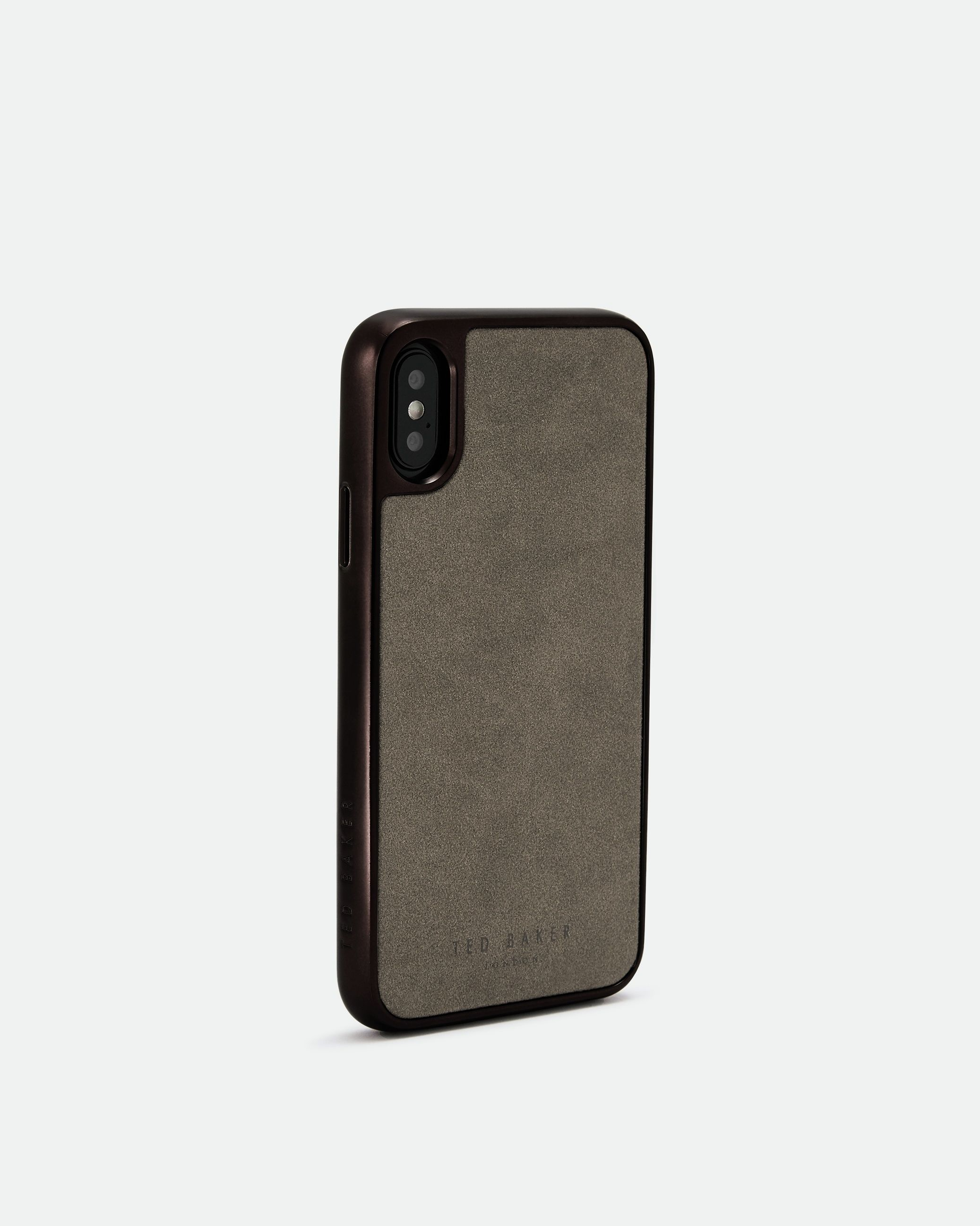 Ted Baker Kingger Iphone Xs Max Case, Chocolate
