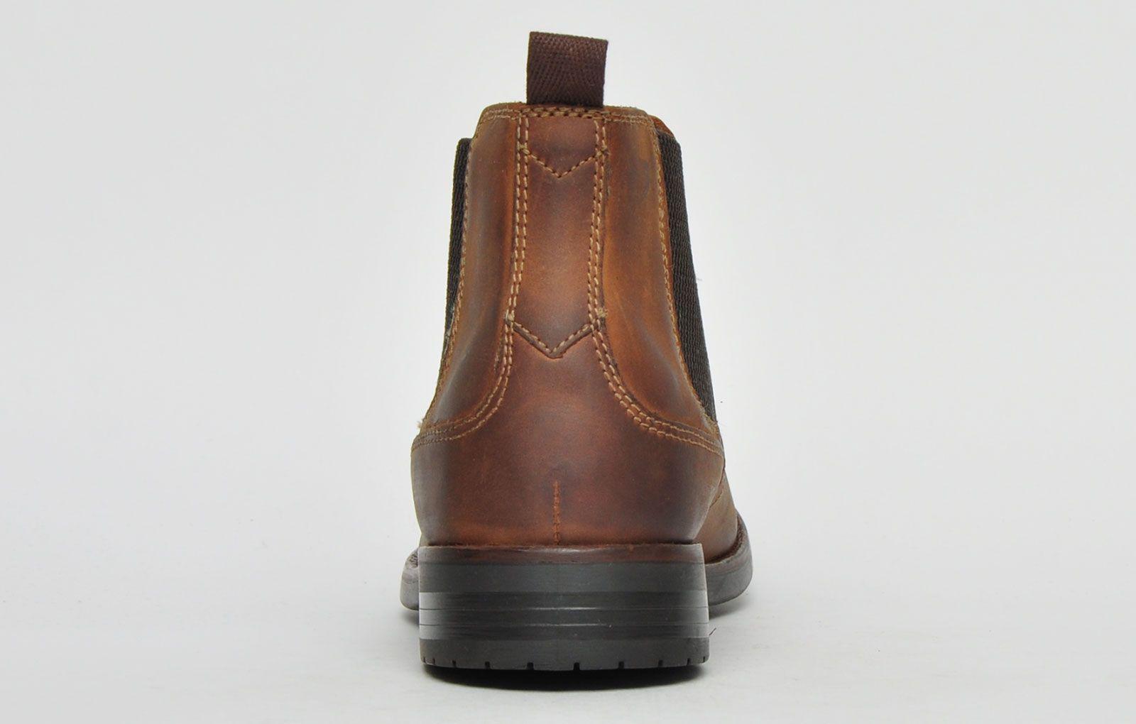 Ikon Classic Clayton Leather Mens