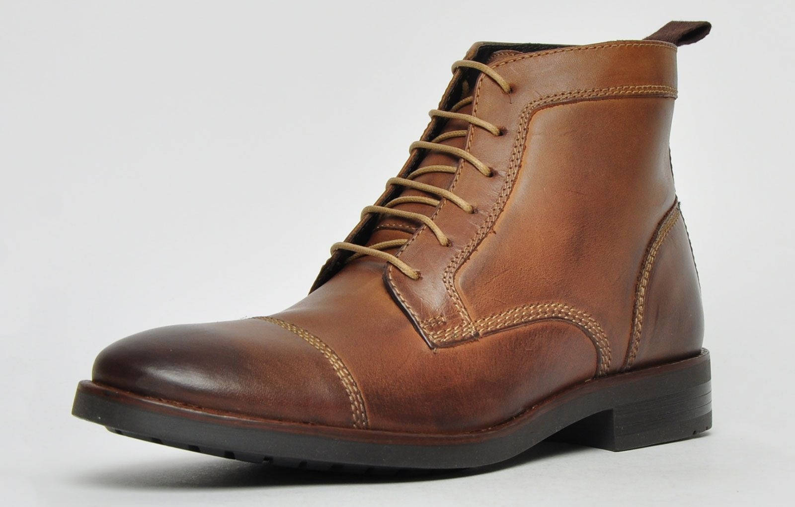 Ikon Classic Marlow Leather Mens