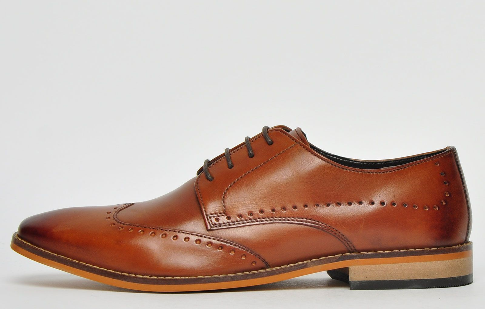 Ikon Classic Howard Leather Mens