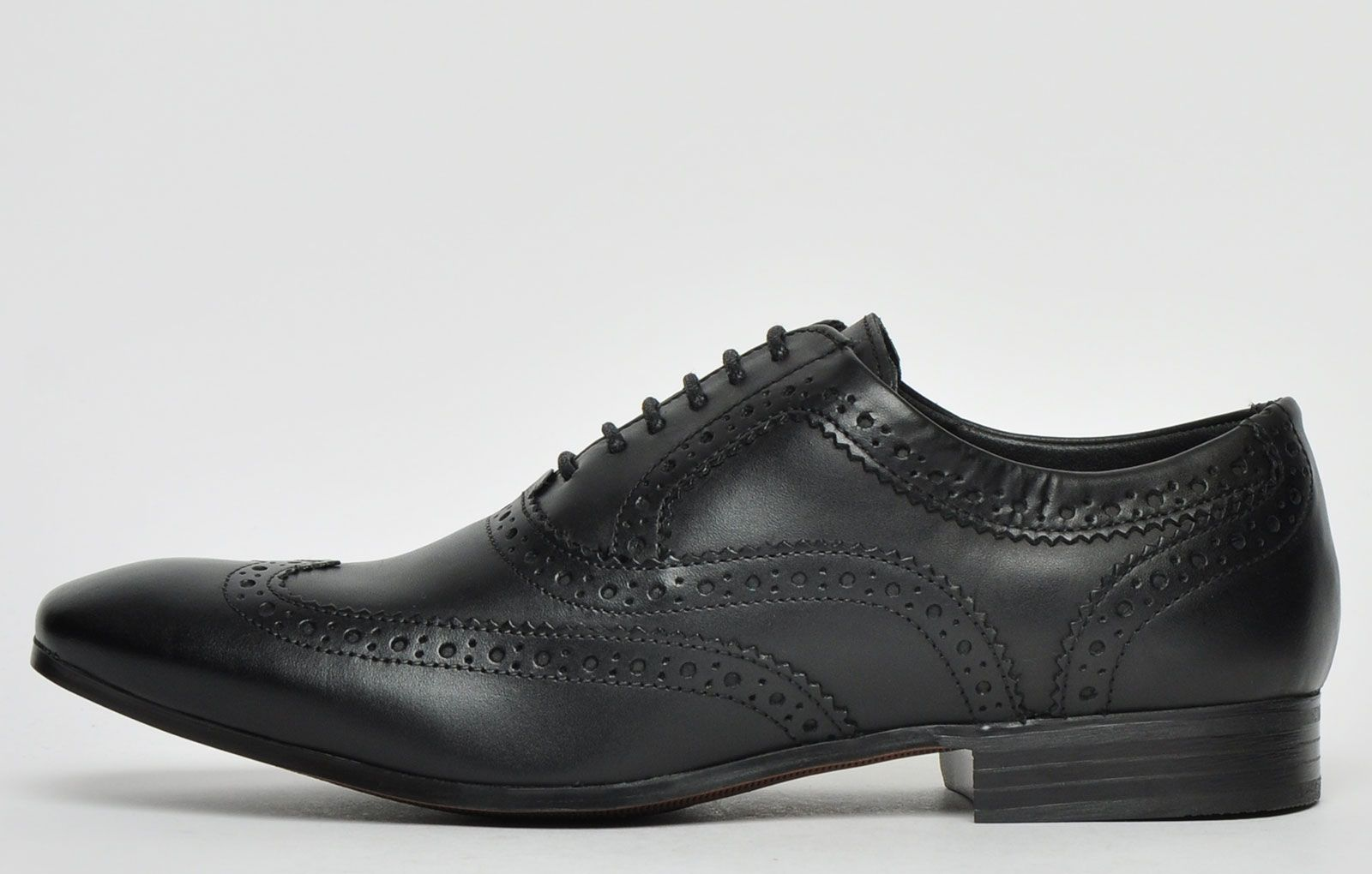 Ikon Classic Anderson Leather Brogue Mens