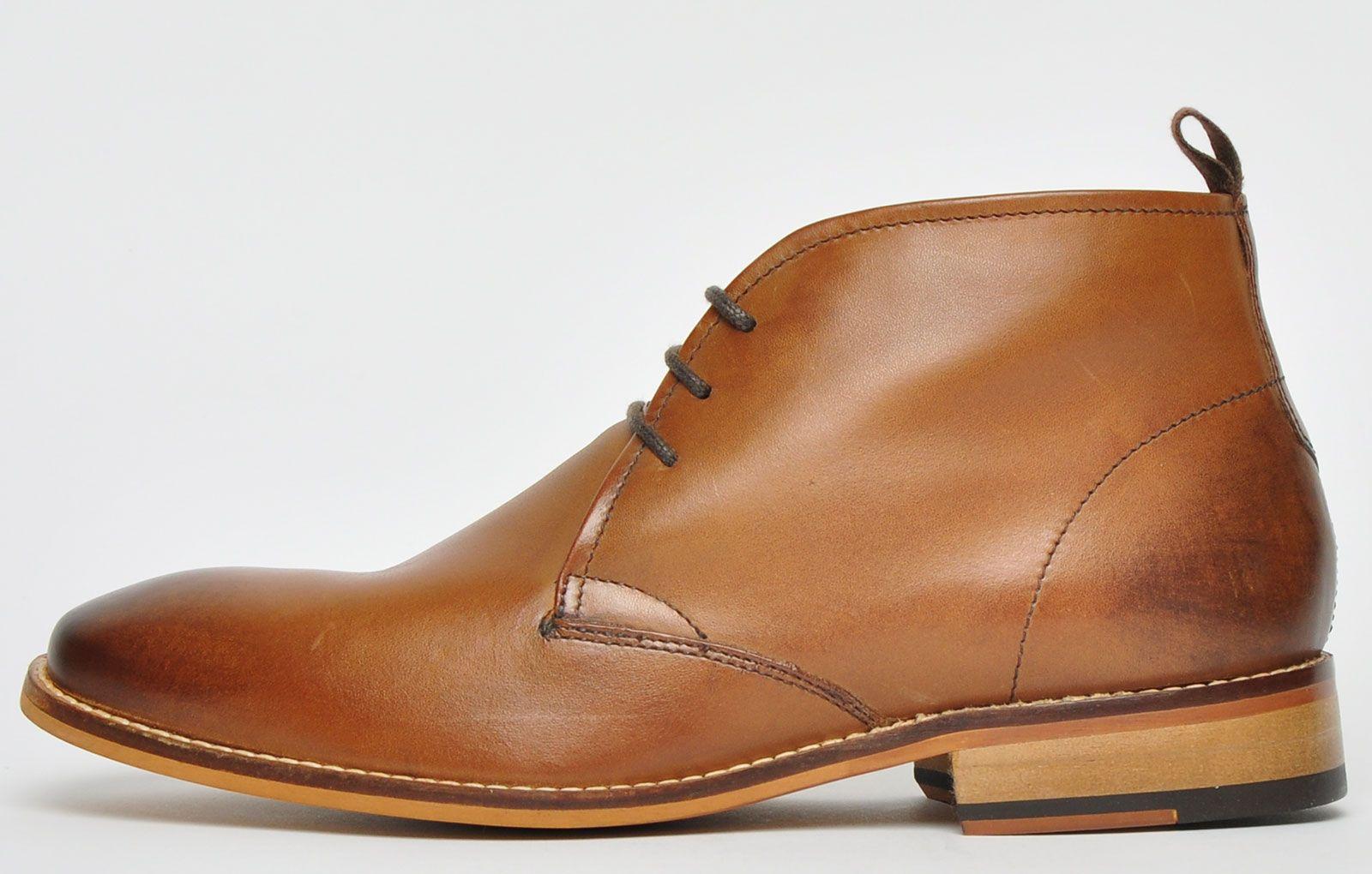 Ikon Classic Bosworth Leather Mens