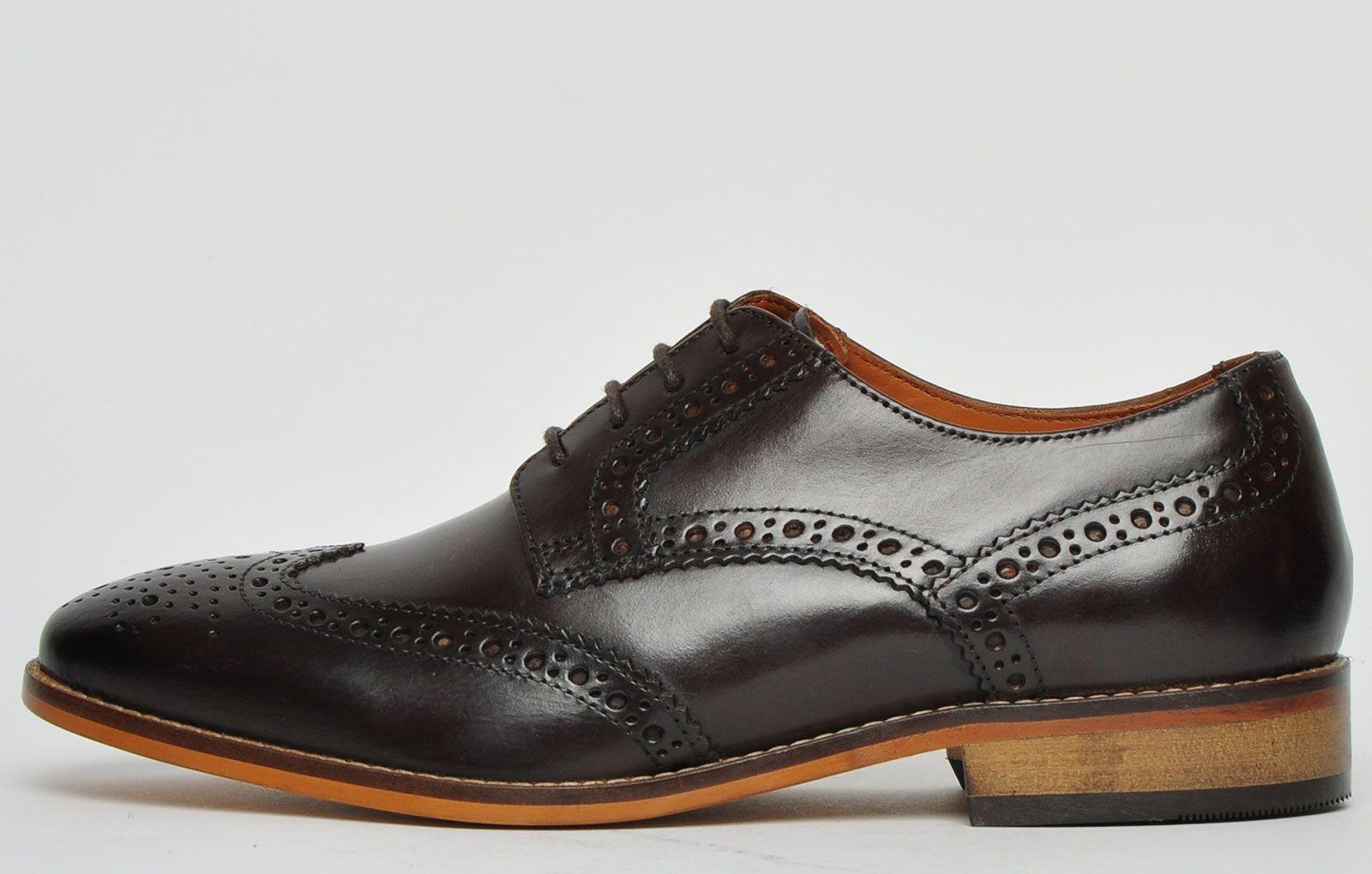 Ikon Classic Thorpe Leather Mens