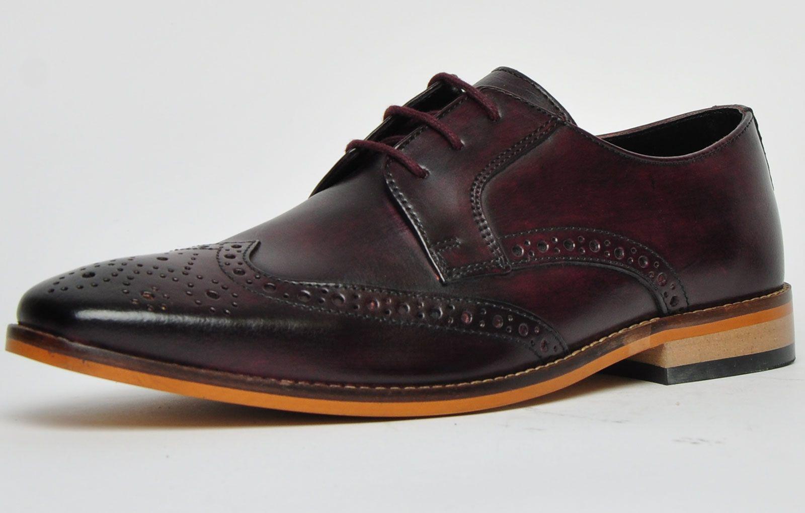 Ikon Classic Ramsay Leather Mens