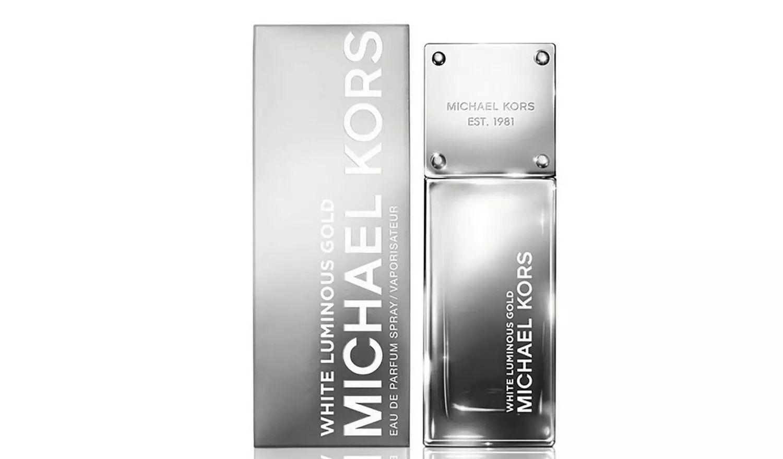 Michael Kors White Luminous Eau De Parfum Spray 50Ml