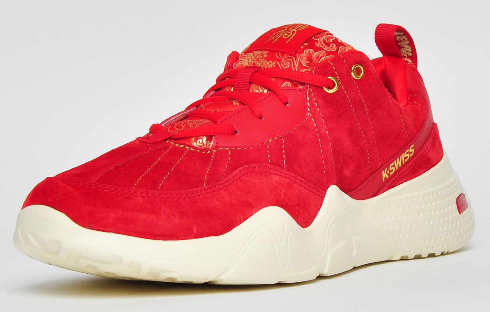 K Swiss Classic CR-329 Chinese New Year Limited Edition Womens Girls